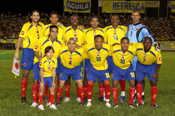 Colombia repite, por tercera vez, la misma historia