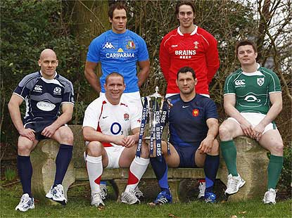 Apuestas Rugby: Pensando en el  VI Naciones 2010
