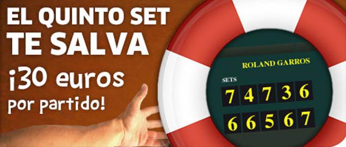 Haz tus apuestas de forma segura en el Open de Francia 2015