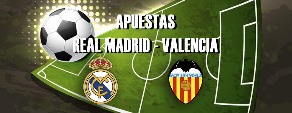 Apuestas Real Madrid - Valencia J14 liga