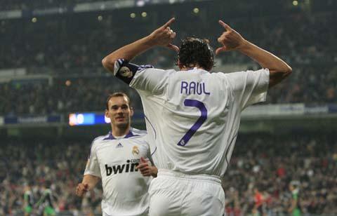 Real Madrid - Raúl González: A pesar de la resaca de los '309'...