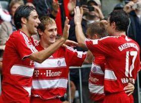 Apuestas Bundesliga: Bayern Munich por la buena senda