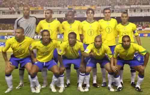 Brasil: Rey de Copas