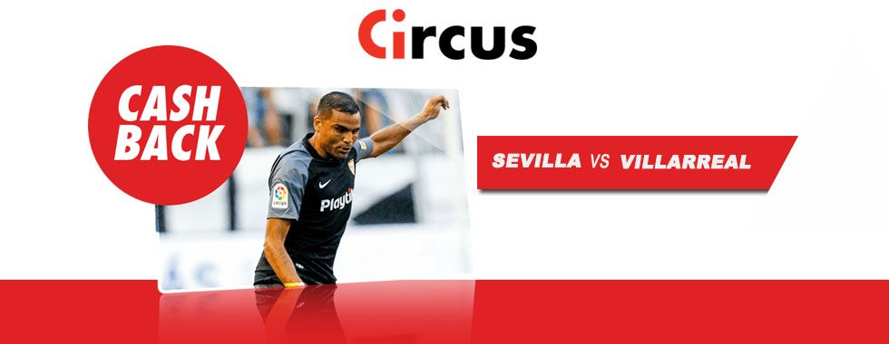 Nueva promoción para el partido Sevilla - Villarreal