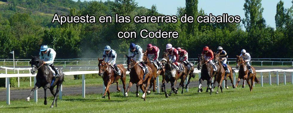 Apostar caballos Codere