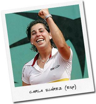 Carla Suárez: Con el Top10 en el punto de mira