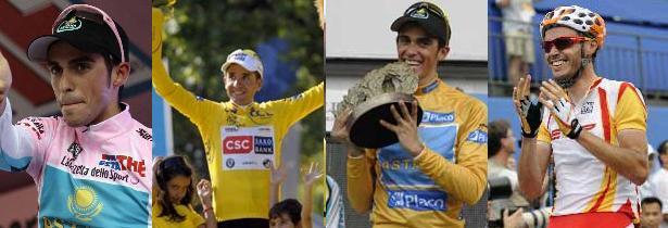 España: Una potencia mundial -Parte II- El ciclismo también cuenta