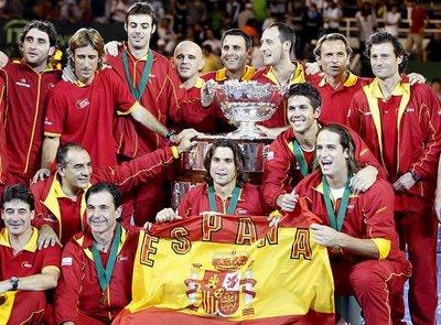 Copa Davis 2009: Empieza la fiesta