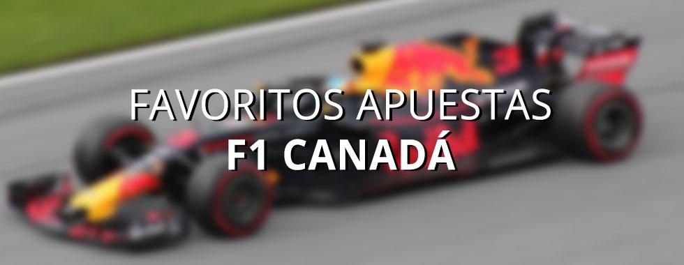 Apuestas Fórmula 1 Canadá
