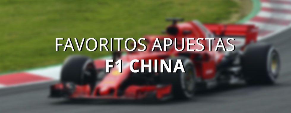 Apuestas Fórmula 1 Shanghai