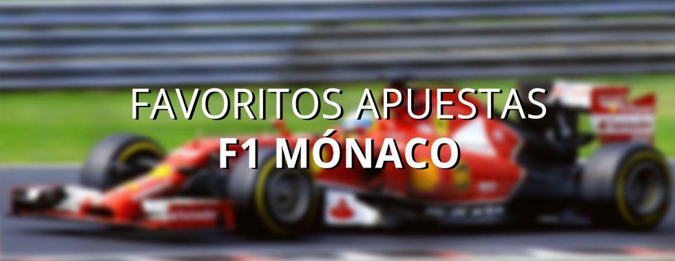 Apuestas Fórmula 1 Mónaco
