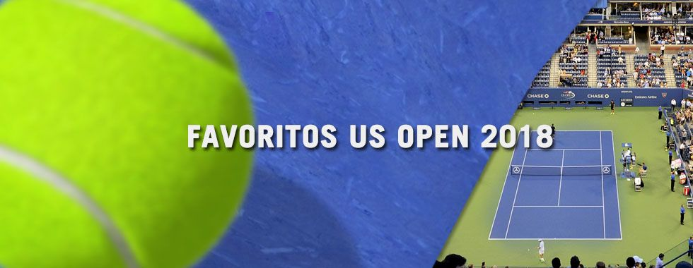 Favoritos US Open 2018