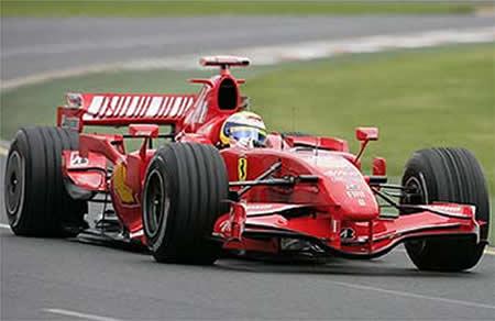Fórmula 1: Mosley vs Ferrari