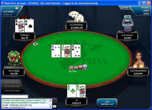 Full Tilt Poker: Se suma a la enseñanza online