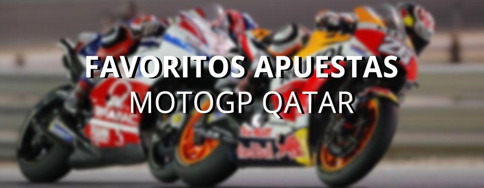 Favoritos Apuestas MotoGP Qatar