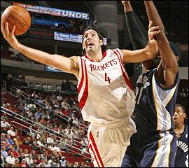 Houston Rockets: Scola y Rock'n'roll