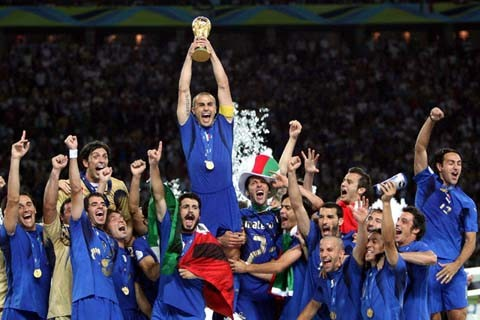 Italia: Siempre candidata