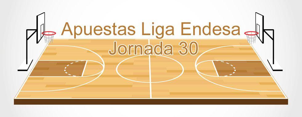 Apuestas Liga Endesa jornada 30