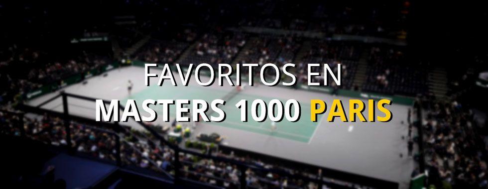 Apuestas Masters 1000 París