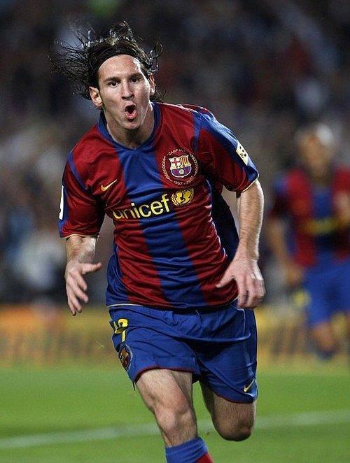 Barcelona: Messi y los millones