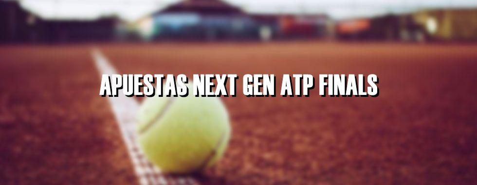 Apuestas Next Gen Finals ATP