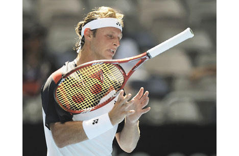 David Nalbandián: Lo que el tenis se llevó