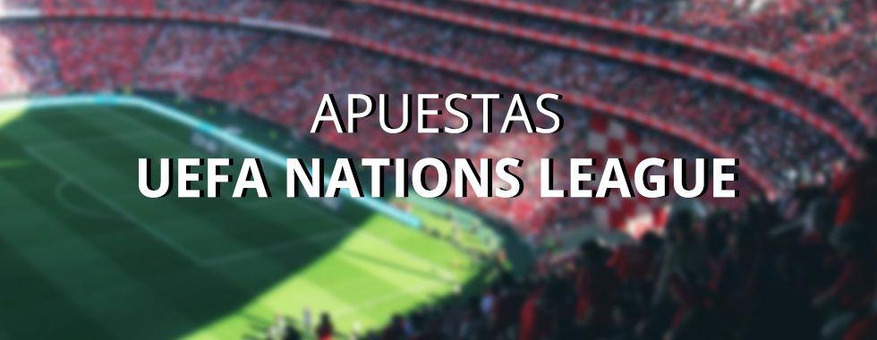 Apuestas UEFA Nations League