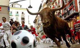 Segunda División: Una corrida de toros