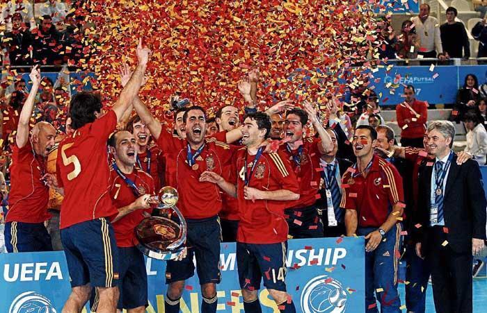 Selección Española: No deja de ser noticia