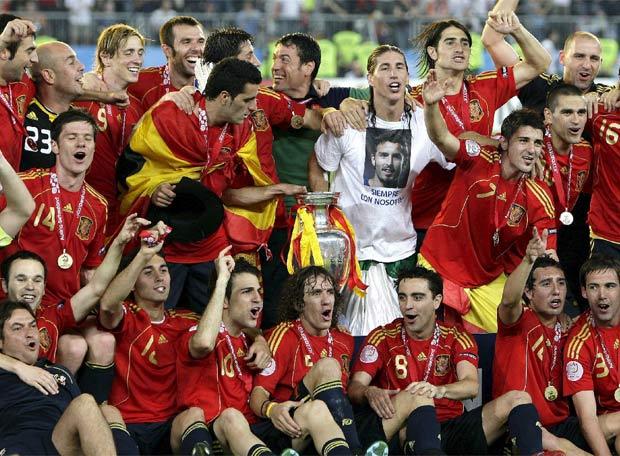 Selección Española: Furia de Fútbol