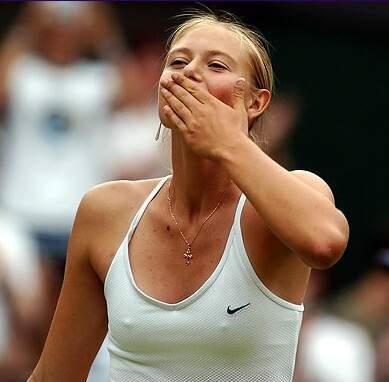 WTA: Sharapova apuesta por volver