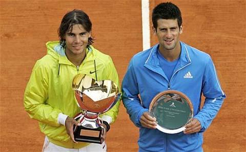 Tenis: Tres ATP 250 para relajarse