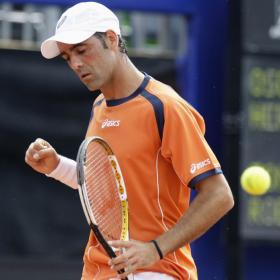Tenis: Españoles en Austria