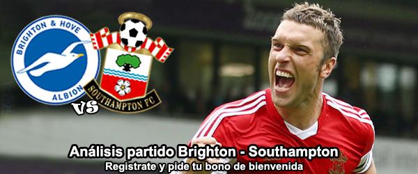 Análisis partido Brighton - Southampton del 31 de julio