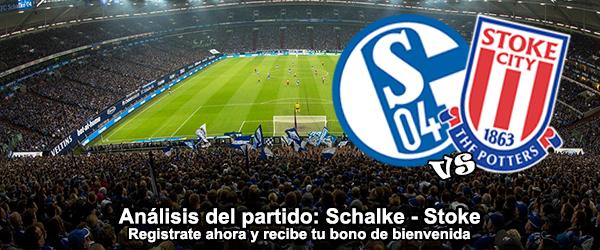 Análisis del partido: Schalke - Stoke