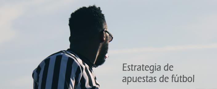 Estrategia de apuestas: goleador en un partido de fútbol