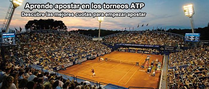 Aprende apostar en los torneos ATP