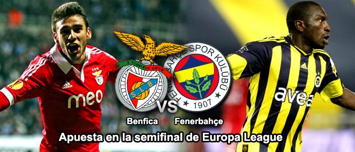 Apuesta en la semifinal de Europa League 2013: Fenerbahçe vs Benfica
