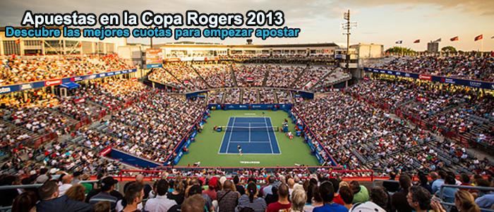 Apuestas en la copa Rogers Canada 2013