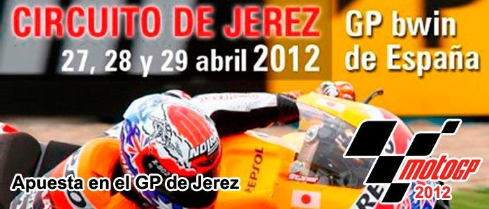 Apuesta en el GP de Jerez