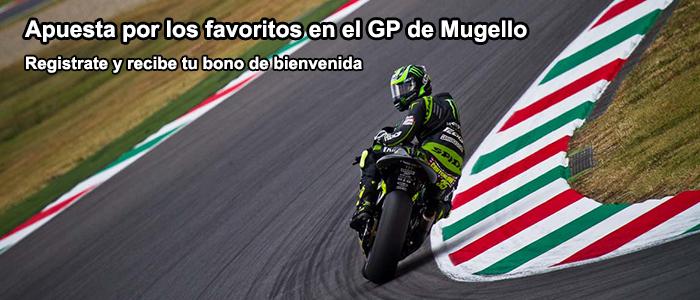 Apuestas moto GP Mugello, apuesta por el favorito de Mugello