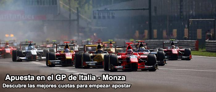 Apuesta en el GP de Italia - Monza 2013
