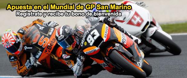 Apuesta en el Mundial de GP San Marino