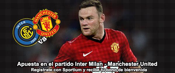 Análisis del partido amistoso: Inter Milan contra Manchester United