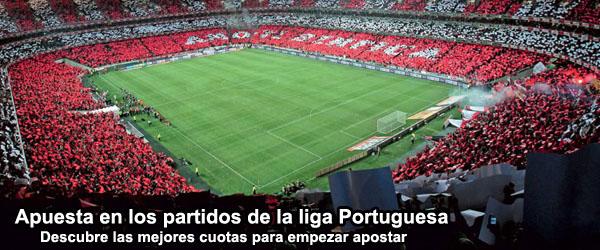 Como apostar en los partidos de la liga Portuguesa