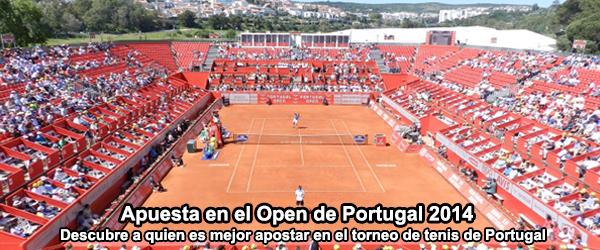 Apuesta en el Open de Portugal 2014