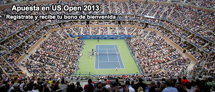 Apuestas US Open 2013