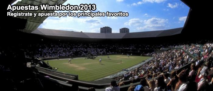 Apuestas Wimbledon 2013