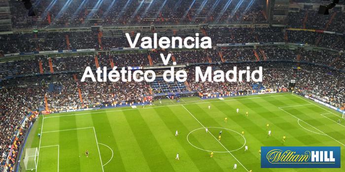 Consejos para apostar en el Valencia - Atlético de Madrid