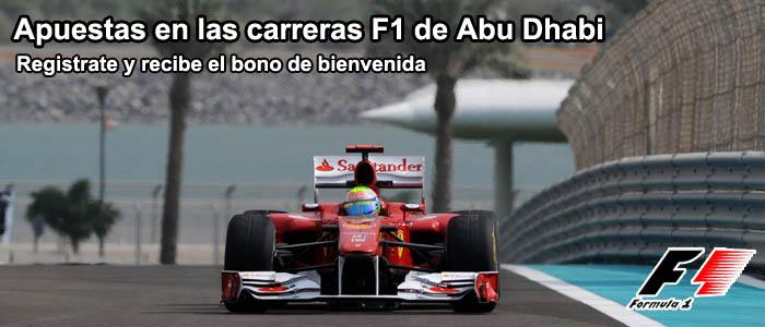Apuestas GP de Abu Dhabi - Circuito de Yas Marina